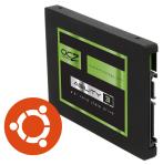 Ubuntu 12.04 running on SSD OCZ Agility 3 SATA III
